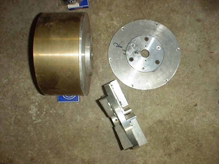 Water Brake Dynamometer : Homemade water brake engine dyno ftempo